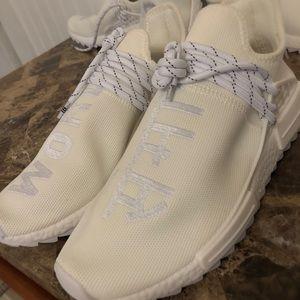Adidas Human Race NMD Blank Canvas Size 8